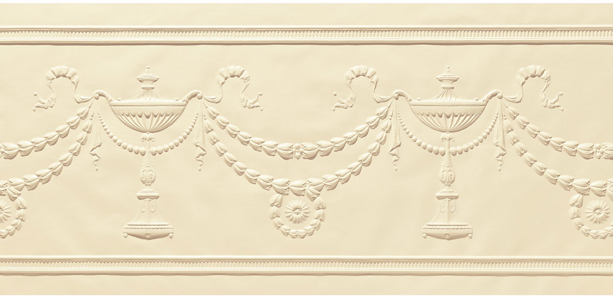 Lincrusta Adam Frieze