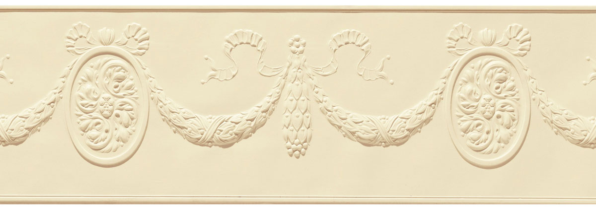 Lincrusta Cameo Frieze