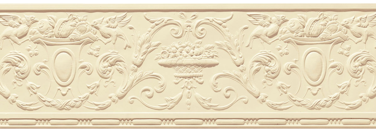 Lincrusta Frieze - Anne