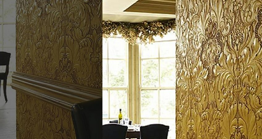 Lincrusta History - Since 1877: The First Washable Wallcovering