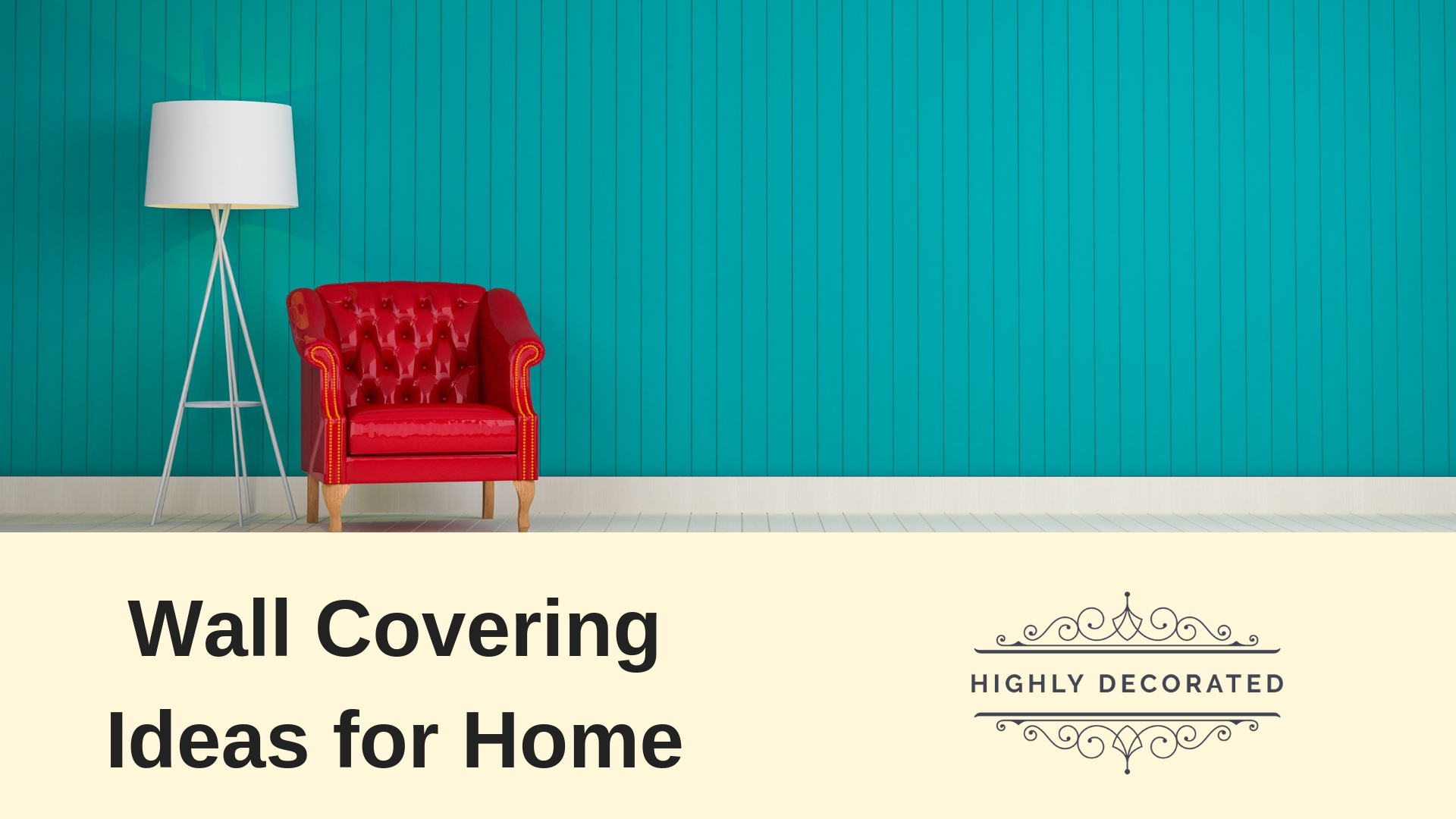 Creative And Beautiful Wall Covering Ideas For Home